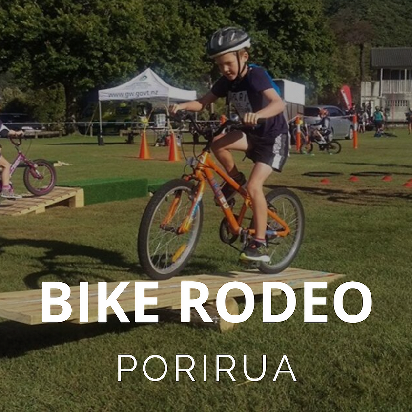Bike Rodeo - Porirua