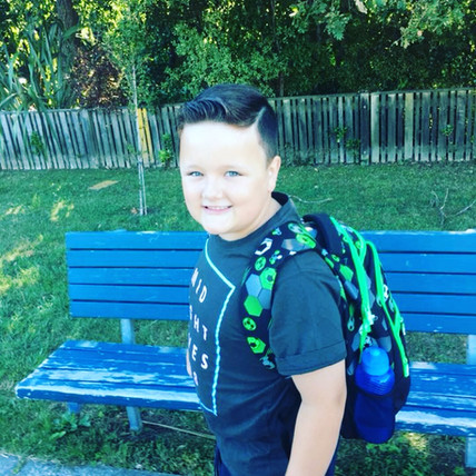 Walking to school brings confidence boost