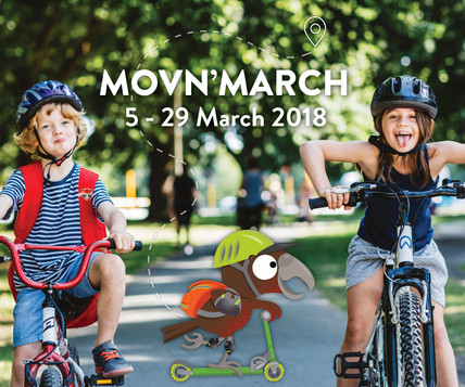 Make Movin'March Your Child's Mission