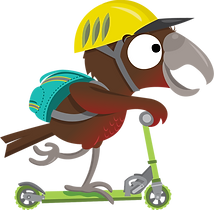 Jack Scooter with helmet and pads 2019.p