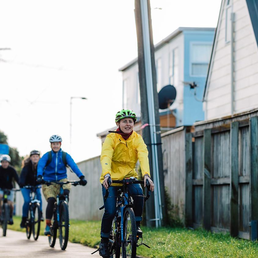 E-bikes in Kāpiti (November)