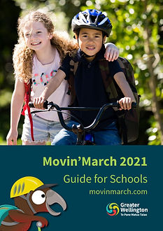 Movin March 2021 school guide cover web_