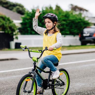 Pedal Ready Bike Skills Training for Schools