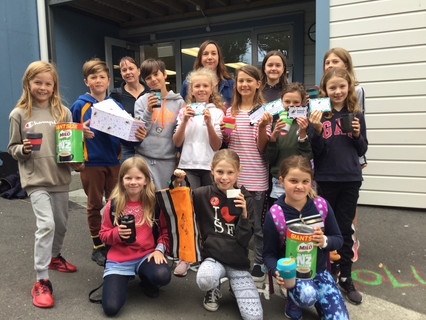 Milo Wednesday at Ngaio School