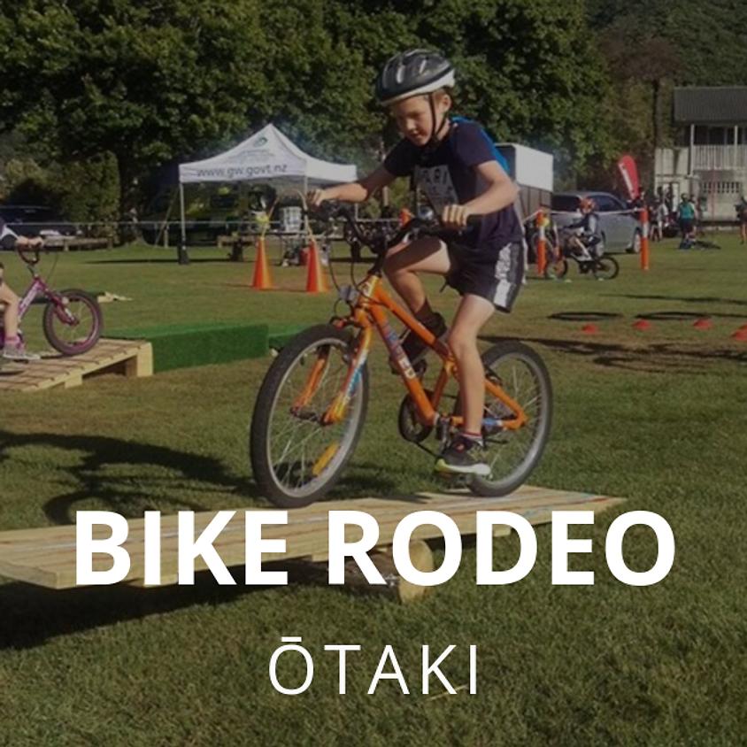 Bike Rodeo - Ōtaki