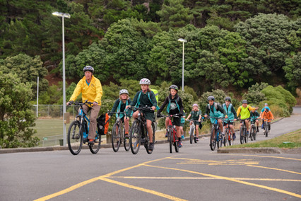 Bike to School with Pedal Ready