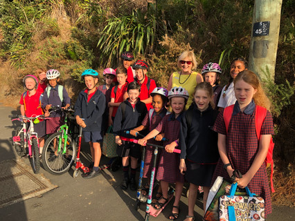 Movin'March honours for Wellington schools