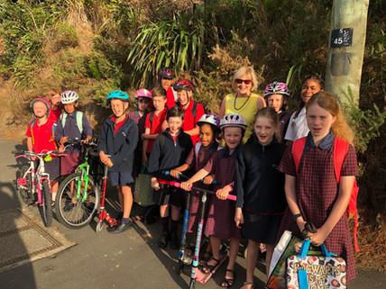 Movin'March honours for Wellington schools
