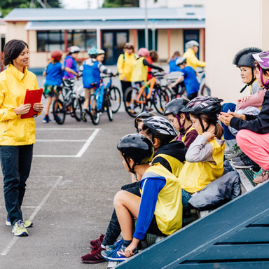 Pedal Ready Bike Skills Training for Schools