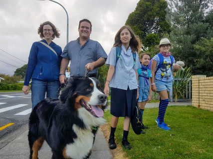 Walk your Dog to School Day - A Kenakena Classic!