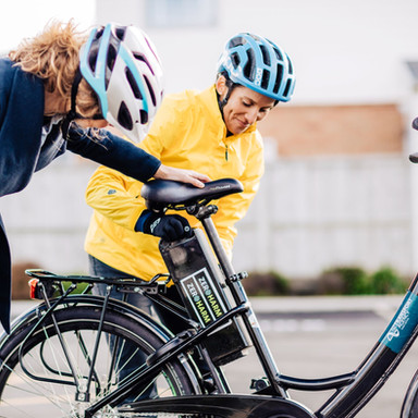 Pedal Ready Bike Skills Training for Adults