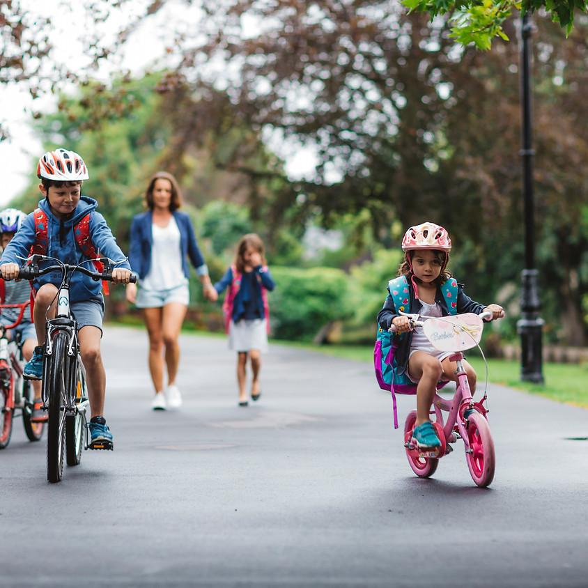 Walk or Wheel to School Week