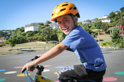 Biking to school brings benefits for learning and the environment