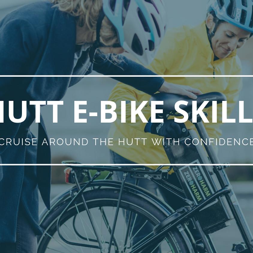Hutt E-Bike Skills Workshop