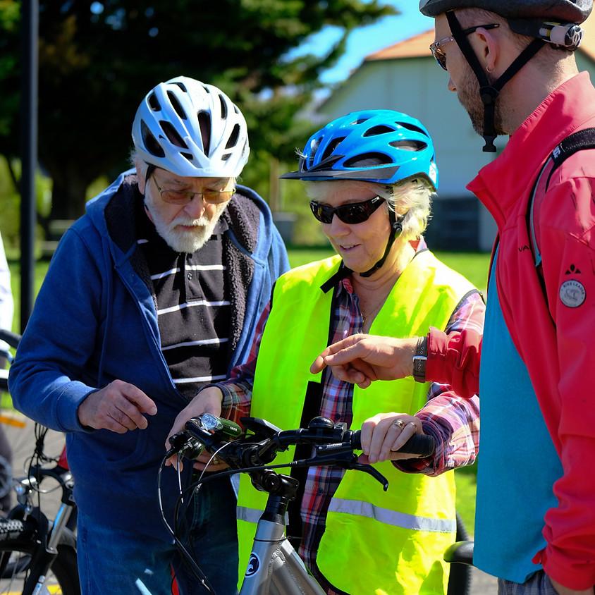 E-biking for beginners Hutt City