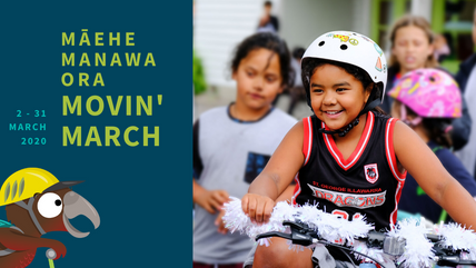 Time to register for Movin'March