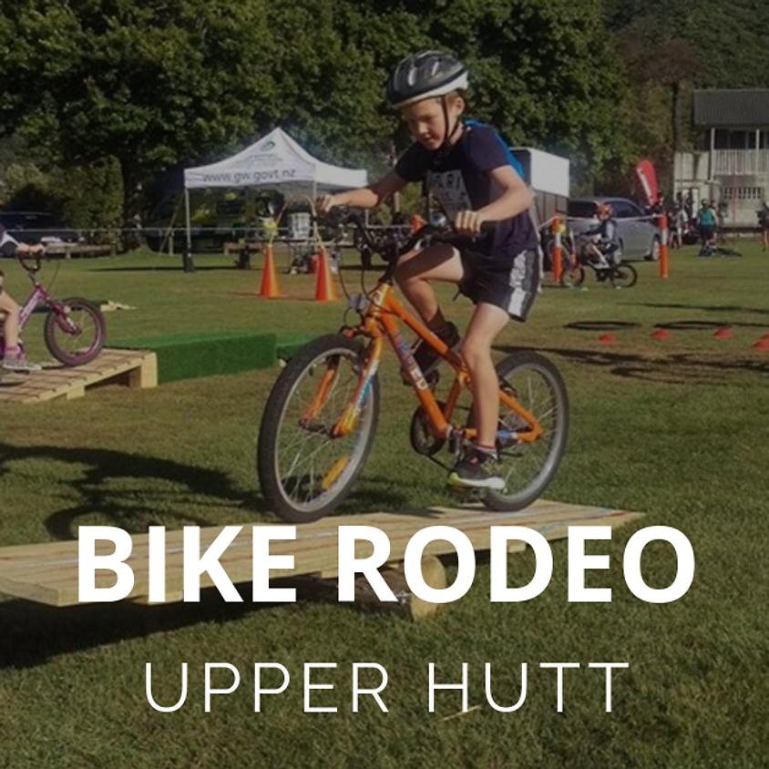Bike Rodeo - Upper Hutt