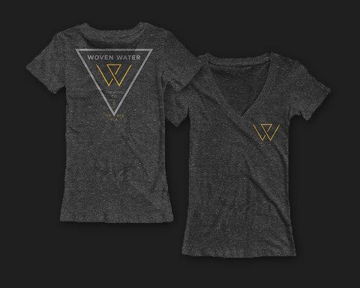 Woven Water Pre-Opening T-Shirt - Women's