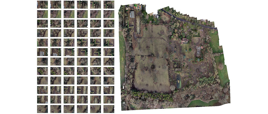Drone Mapping process