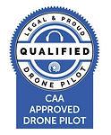 Drone Appreved pilot logo