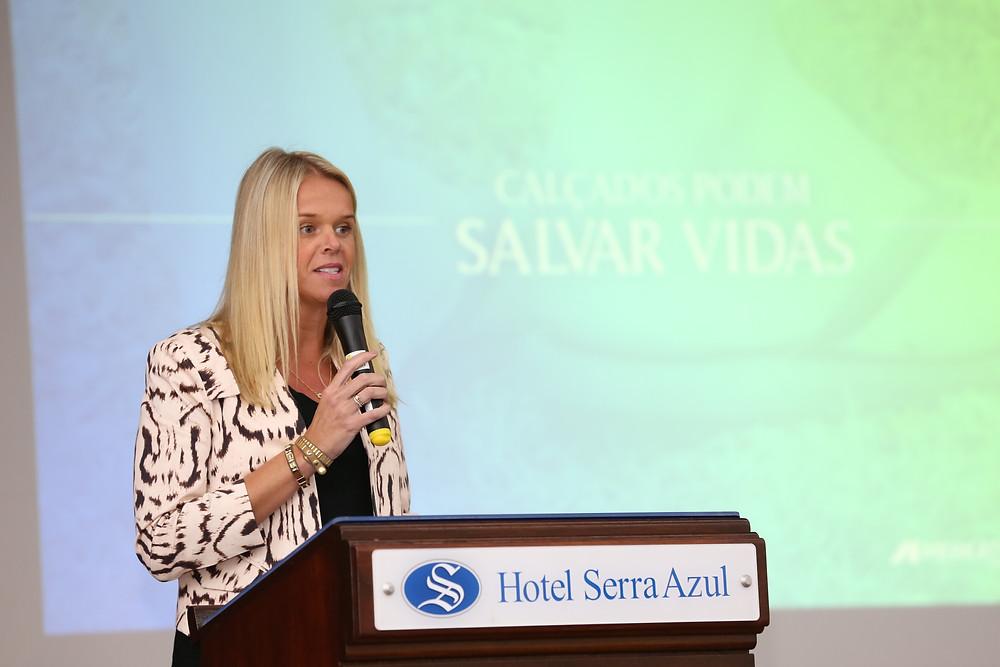 Roberta Pletsch, diretora de relacionamento com o mercado da Merkator