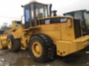 Used-Cat-950f-Wheel-Loader-Origianl-Japa
