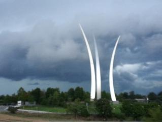 """Storm Clouds mean """"Grrr"""""""