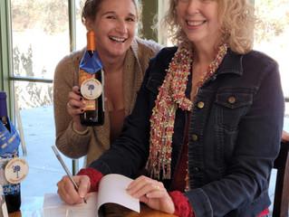 Impromptu Book Signing Event