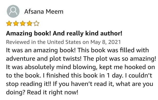2 More Amazon Reviews!