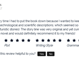 Maria's 5-Star Review