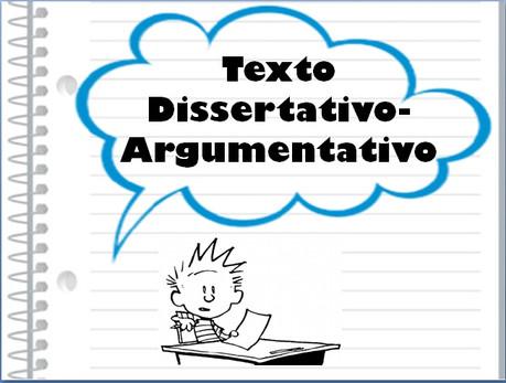 Texto Dissertativo-Argumentativo - Aula 1