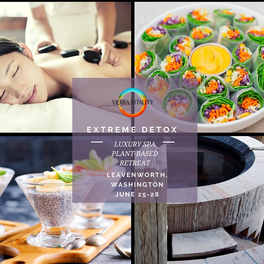 Extreme Detox Luxury Day Spa Retreat