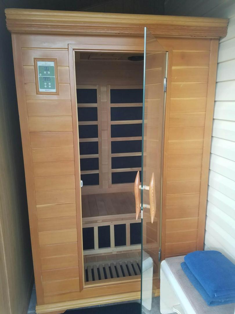 Sauna Open