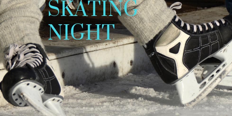 Ice Skating Night