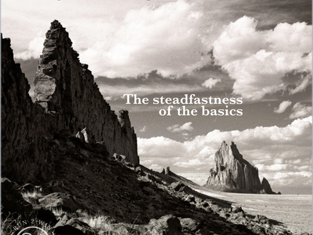 The Steadfastness of the basics - Cowgirl Chronicles