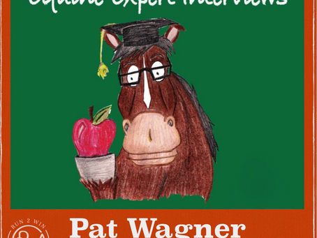 Equine Experts Interview - Pat Wagner