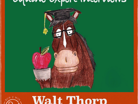 Equine Experts Interview - Walt Thorp