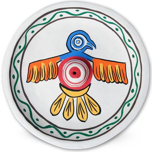 Native Soul Tribal Eagle Incense Burner