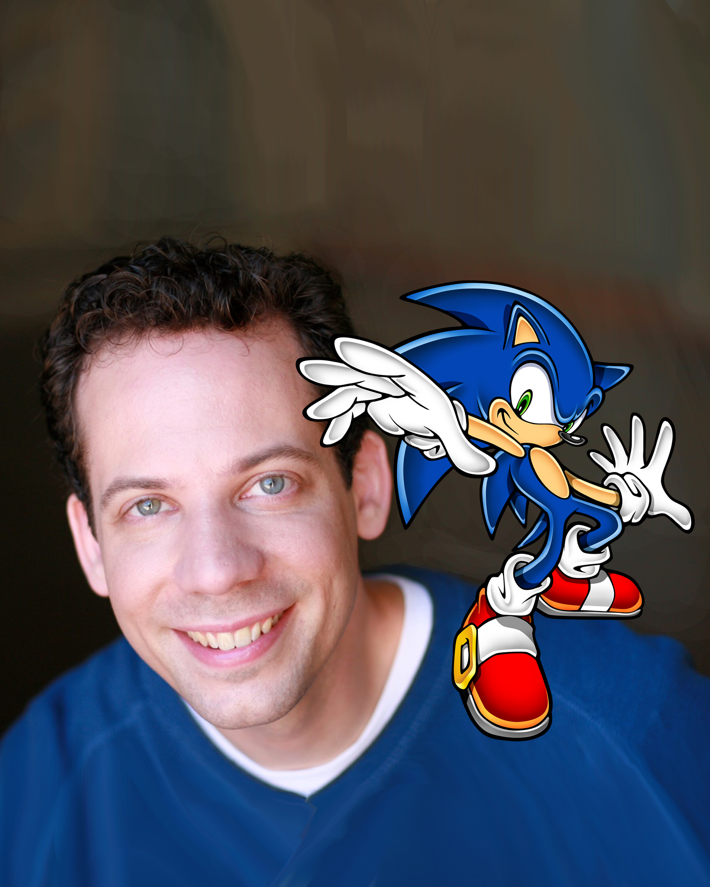 Ryan Drummond Sonic Promo Shot