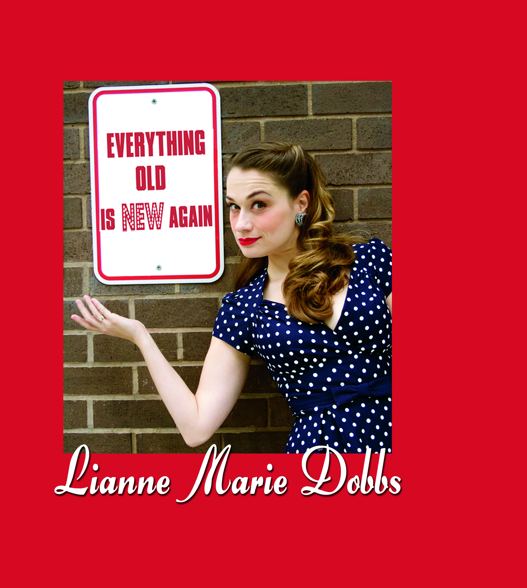 Lianne Marie Dobbs CD Cover