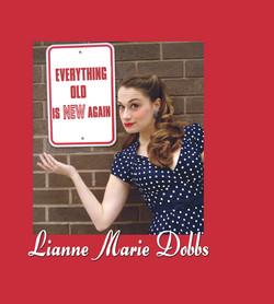 Lianne Marie Dobbs CD Cover
