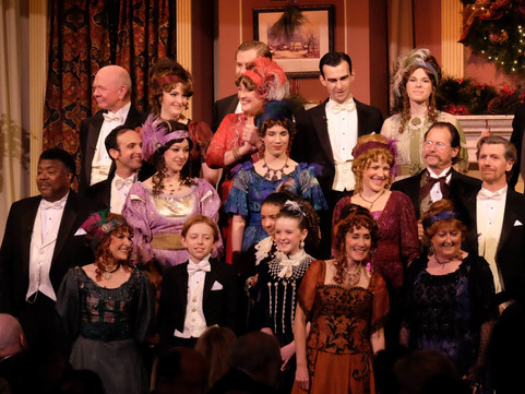 An American Christmas at Lamb's Players Theatre