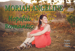 Moriah Angeline Cabaret Postcard