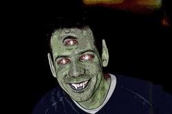 Ryan Drummond Halloween Promo