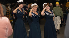 The Andrews Sisters celebrate America!