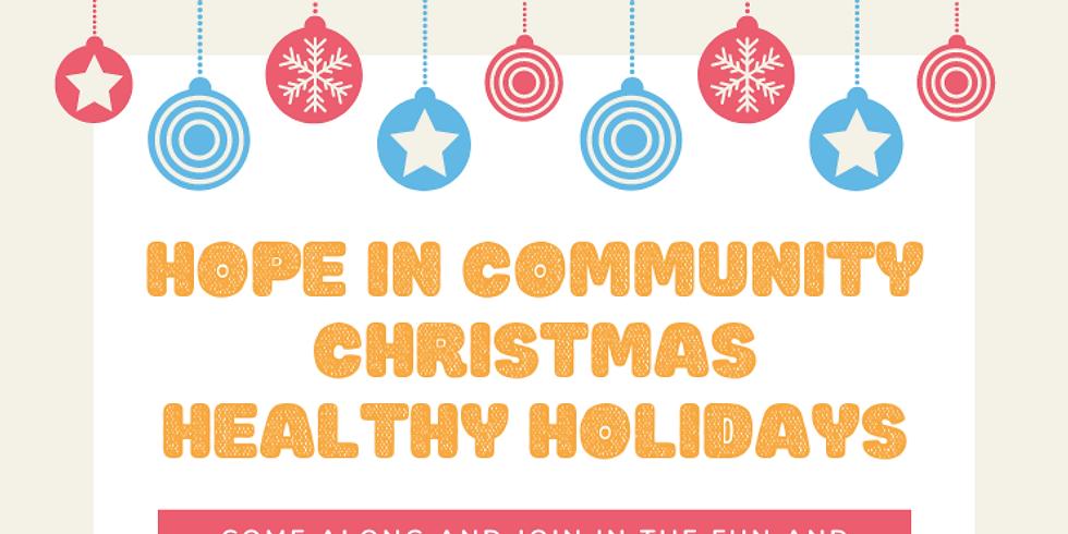 Christmas Healthy Holidays