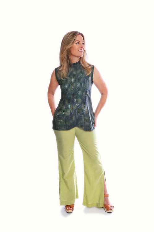 Wrap Front Tunic
