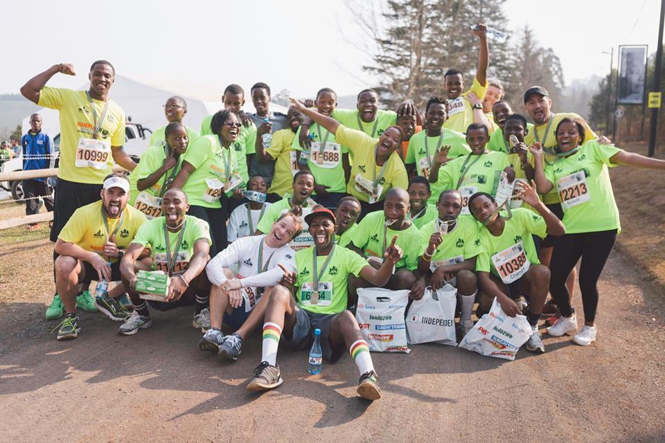 mandela marathon
