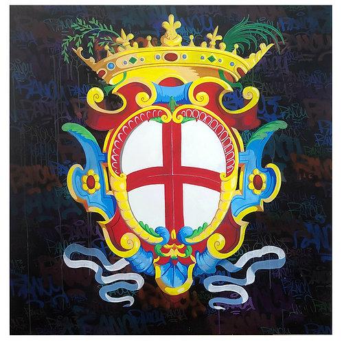 Milan coat of urban arms