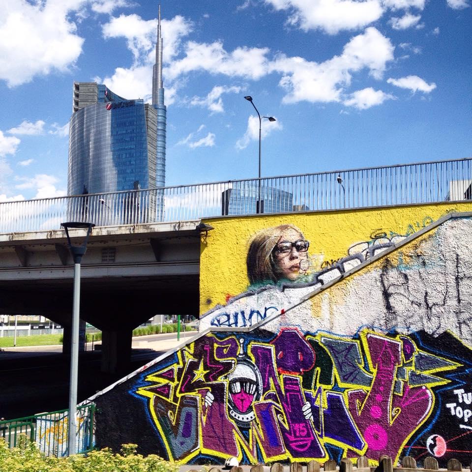 Rancy, Milano Garibaldi